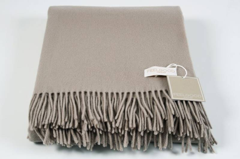 FEELGOOD HOME DECOR - COPERTE - DEVON - FEELGOOD HOME DECOR - CAMEL