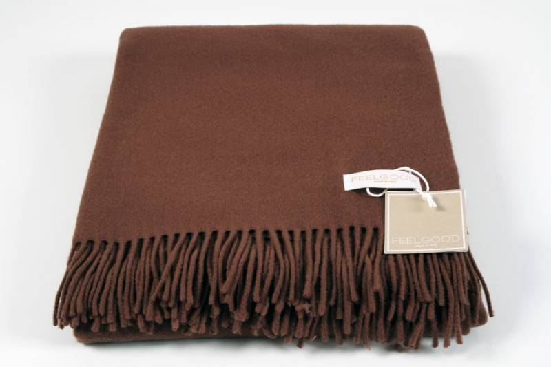 FEELGOOD HOME DECOR - COPERTE - DEVON - FEELGOOD HOME DECOR - BROWN